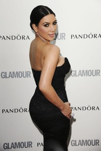 Didn't Paris create Kim? Not necessarily that bootay though.