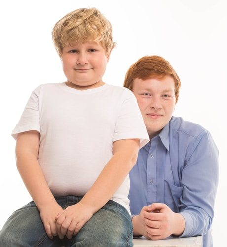 Even gingers are preferred 2 to 1 over fat children.