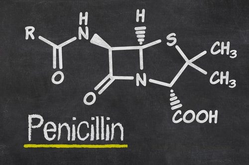 Penicillin a life saving Accidental Invention