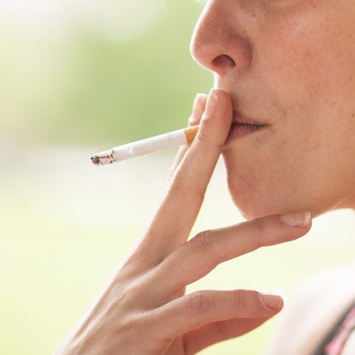 Smokers frequently suffer from Acid Reflux