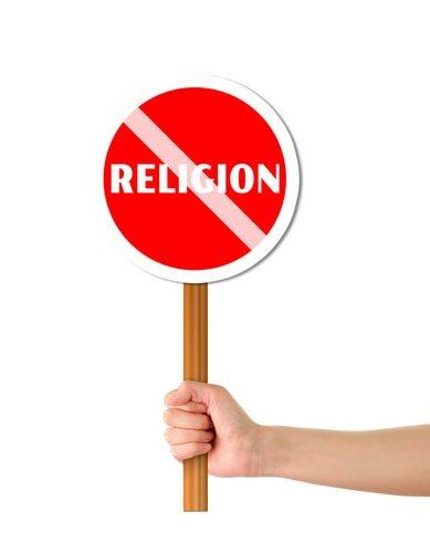 The Illuminati is ant-religion