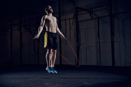 Boost testosterone naturally with exercise. Get your fitness on!
