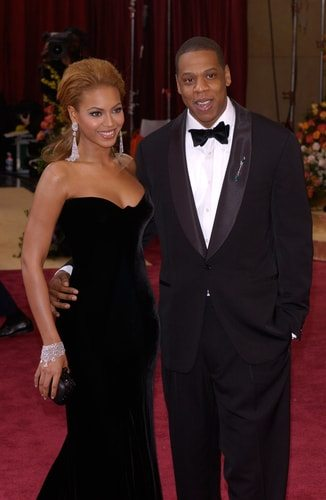 Beyonce and Jay-z are married. For now.
