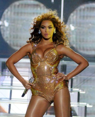 Beyonce's inner power animal. Sasha Fierce!