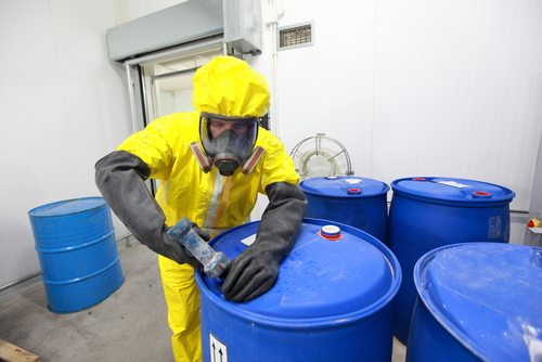 Hazardous waste is still a problem in the U.S.