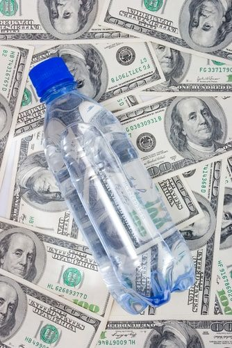 People needlessly resort to expensive bottled water
