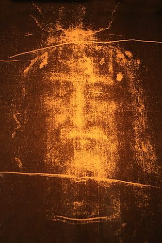 The Shroud of Turin was revealed as a fake.
