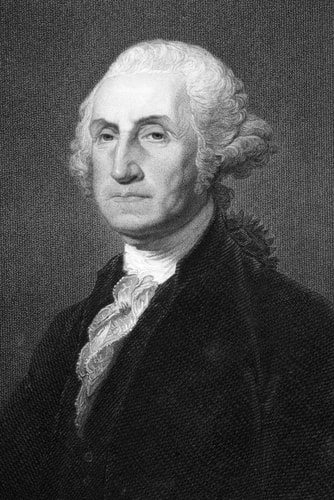 Top 10 Facts about President George Washington