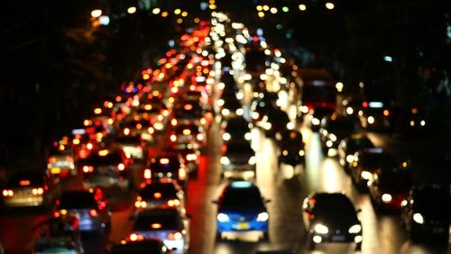 Traffic is a serious problem in the United States.