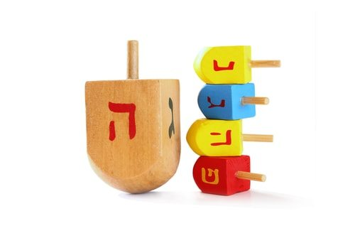Hanukkah without dreidels is just another long week.