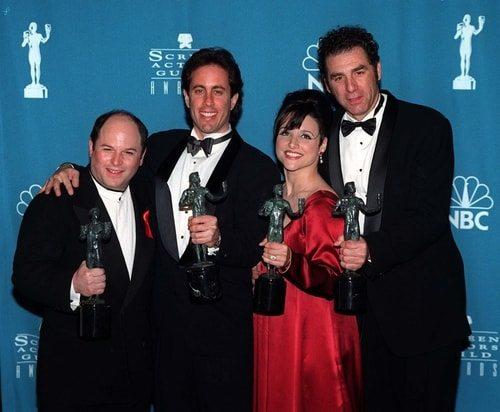 Seinfeld brought Festivus to the masses! Very sponge-worthy!