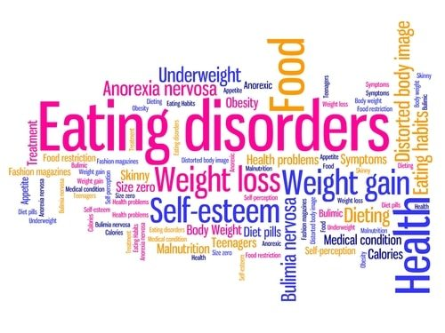 Top 10 Most Harmful Eating Disorders