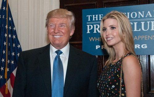 Donald Trump is a good Dad.