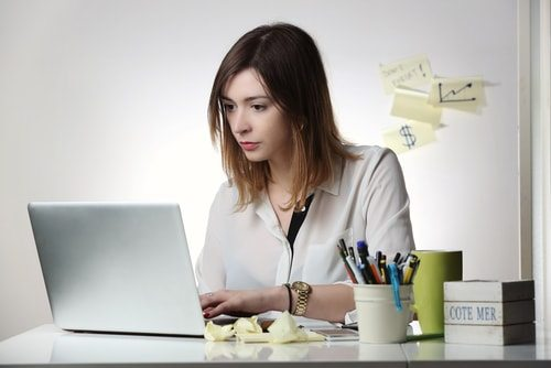 Freelance writers. Heck even we use those. Write for ListLand.com!