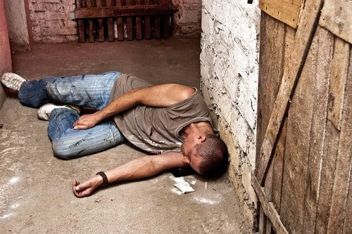 Heroin Addiction.  It's a killer!