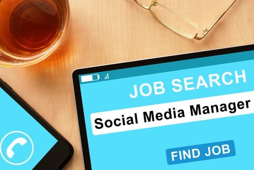 Social media manager. No one over 45 knows anything about social media. And they do the hiring. Have fun!