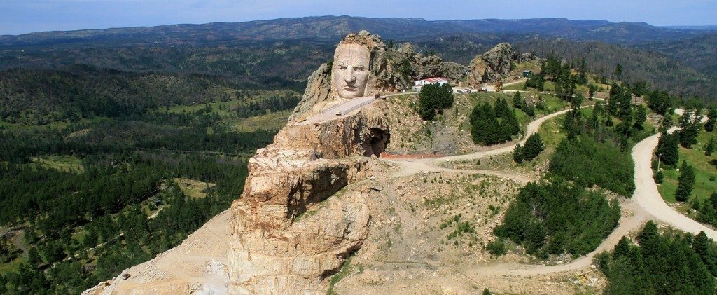 National Parks Protect our history - Crazy Horse Memorial