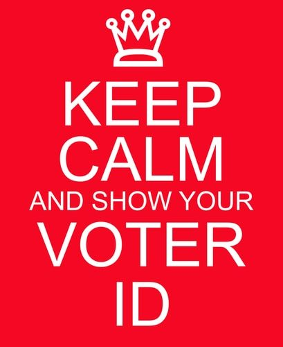 Top 10 Reasons Photo ID Should Be Required To Vote