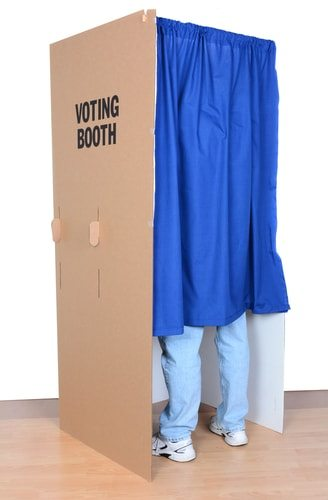 Voter Photo ID does not impact anonymity