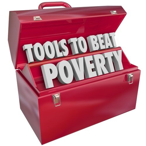 Work for welfare gives people the tools to get out of poverty