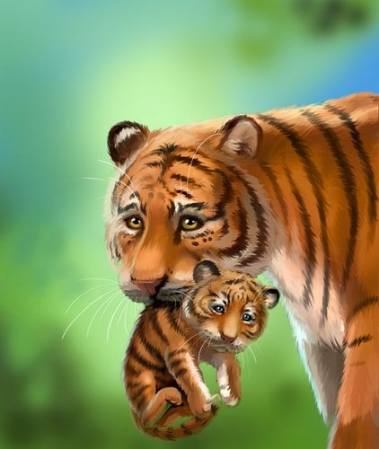 10 Reasons You Should Be a Tiger Mom