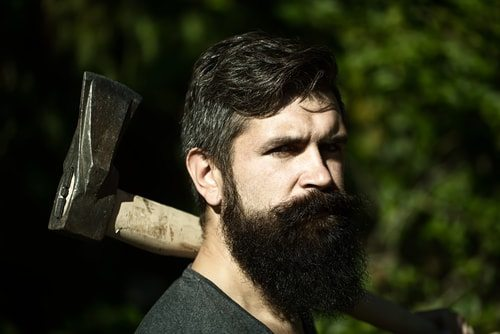 Ladies.  Try a sexy logger.