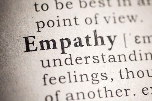 Violent video game players lack empathy.