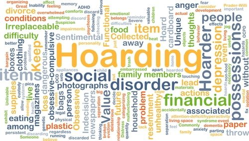 10 Things You Should Know About Compulsive Hoarding