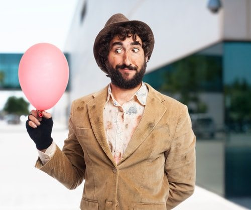 Admittedly, Balloon Hipster is kind of a waste!