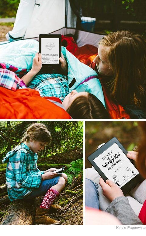 Kids will love the Kindle Oasis and it will make them love reading!
