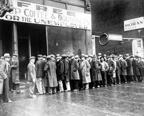 The Great Depression left an indelible mark on our country.