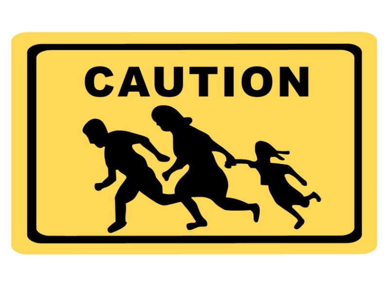Weak border security puts illegal immigrants in danger and turns them into shadow citizens.