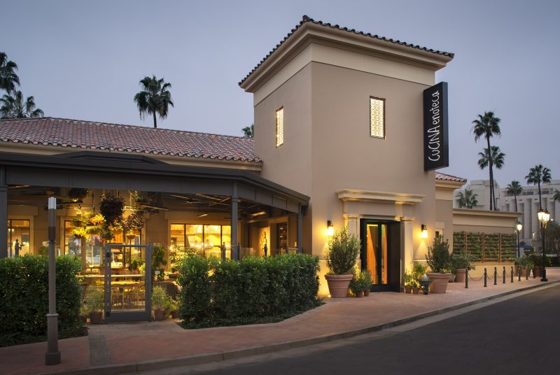 Newport Beach Italian Restaurants Fashion Island