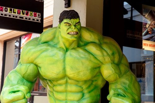 Top 10 Strongest Marvel Comic Characters
