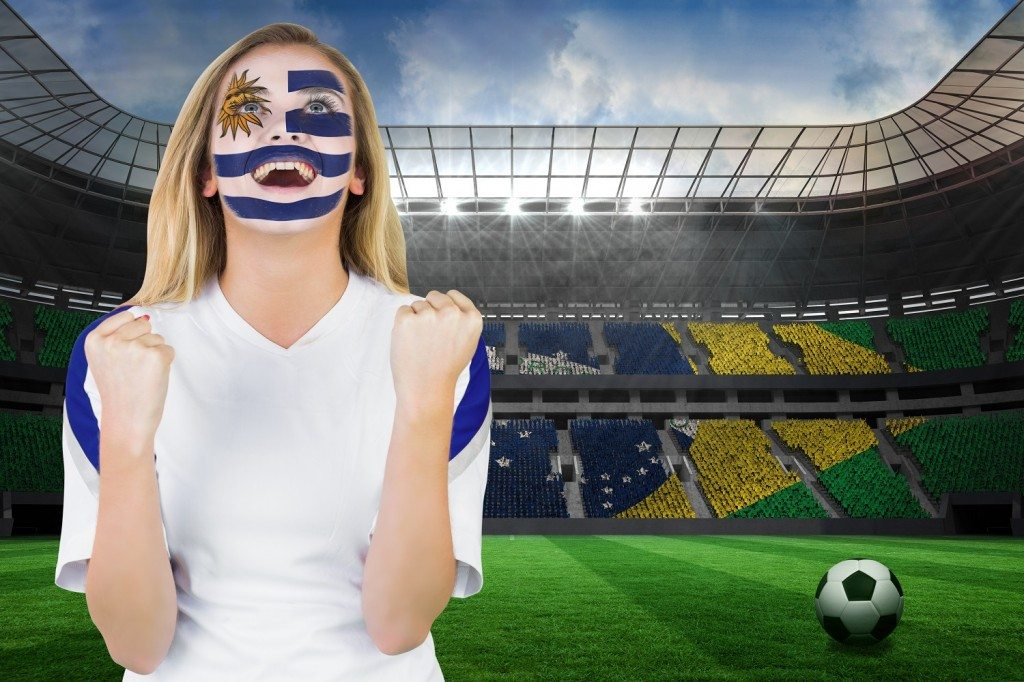 Uruguay Hosts 1st Cup