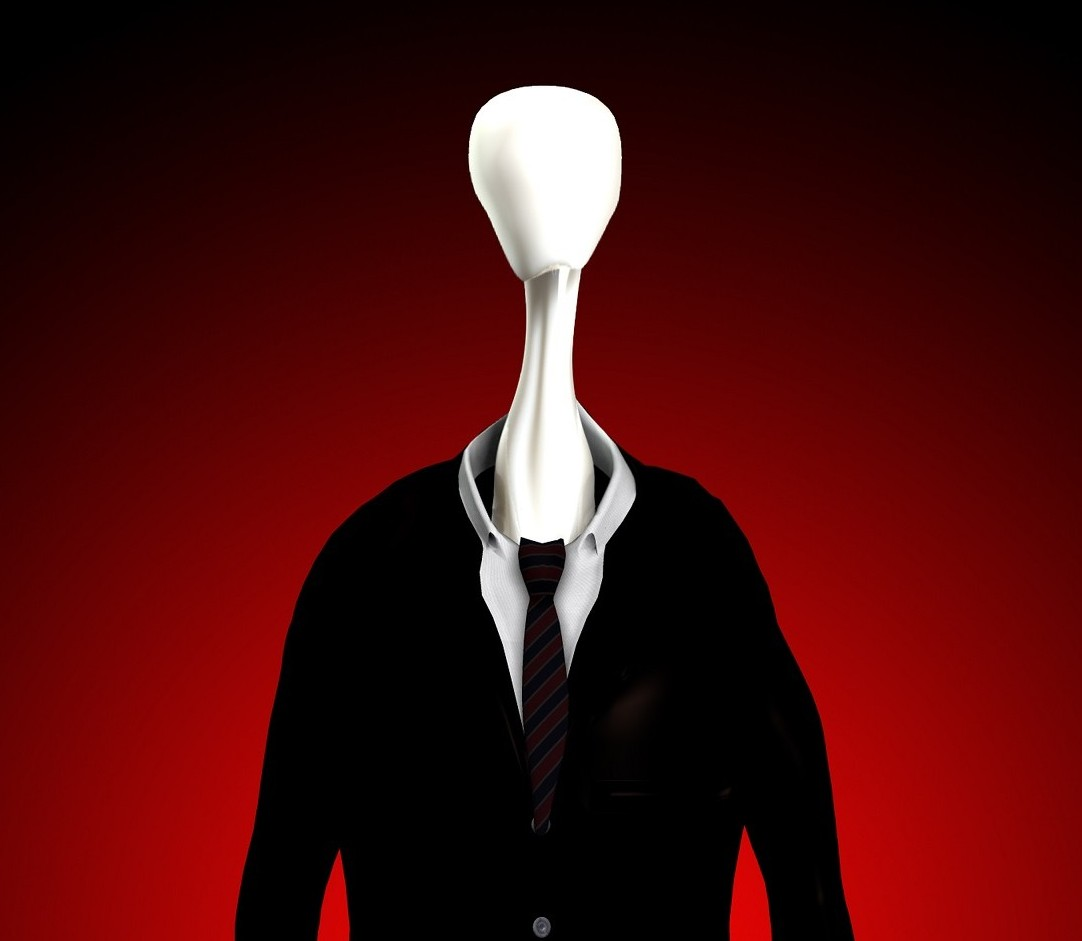 Slenderman: So Creepy! ListLand.com