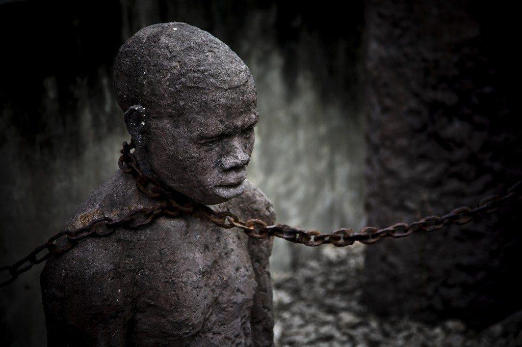 Ancient Statute of Child Slave