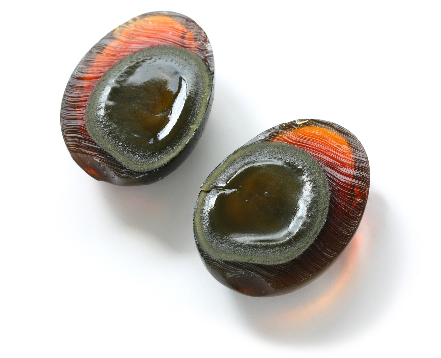 Century Egg, Mmmmmm Old Nasty Egg!