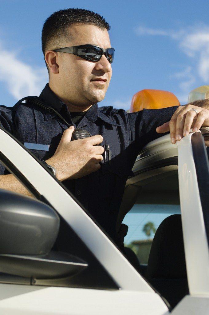Hero cop