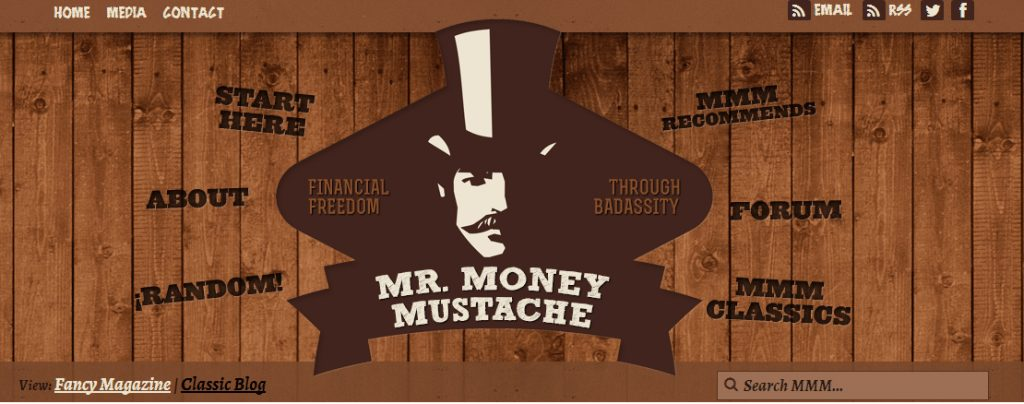 Mr. Money Mustache: ultimate resource for early retirement advice
