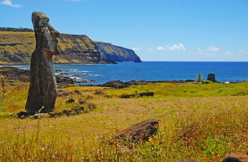 Refuge in Easter Island