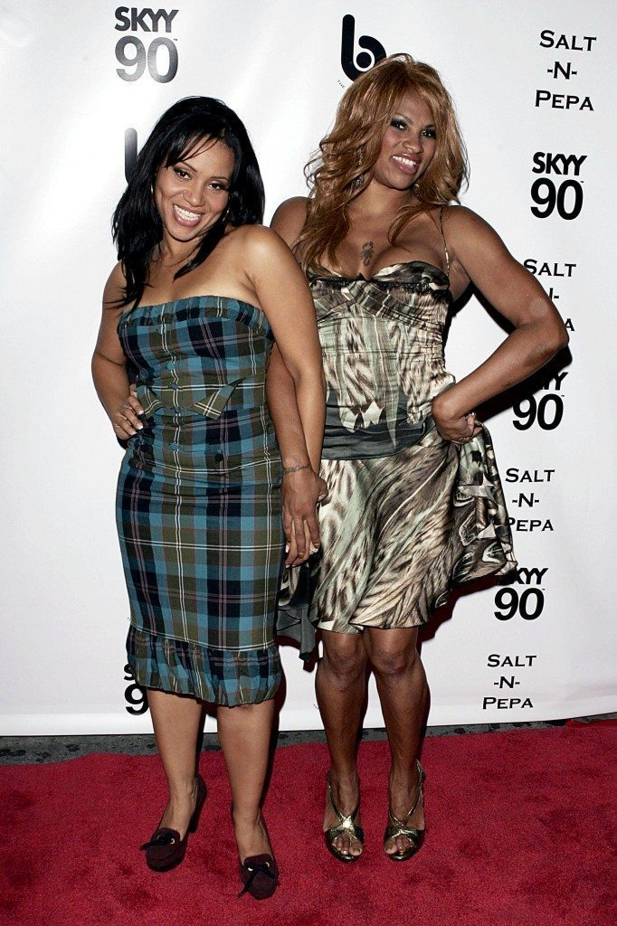 Salt N Pepa: Rap Legends