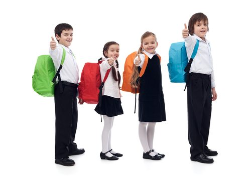 benefits of wearing school uniforms articles