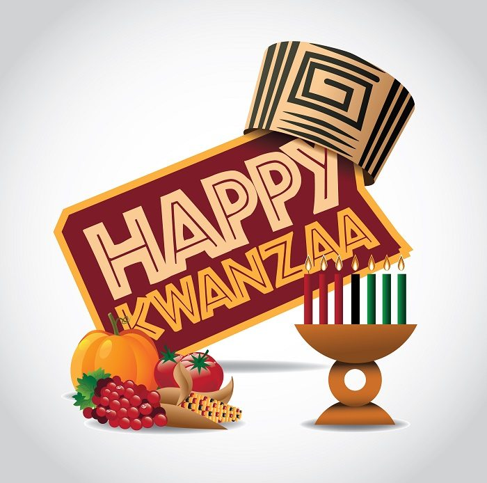 Happy Kwanzaa from ListLand.com to you and yours! Harambee!