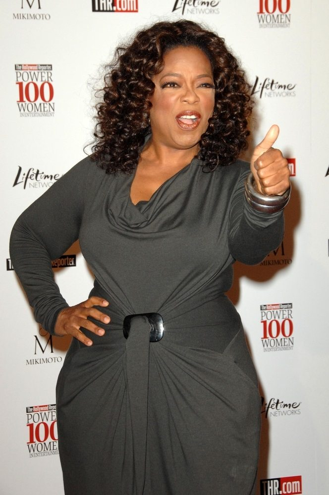 10 Inspirational Facts about Oprah Winfrey. Oprah's a National Treasure