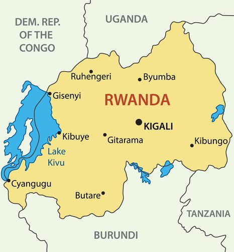 the war of rwanda In 1959, however, a revolution by the hutu peasants of southern rwanda brought   the hostilities between the two groups were exacerbated by the cold war,.