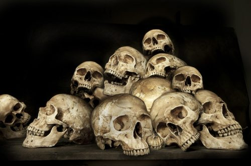 The Rwandan Genocide's atrocities were very public