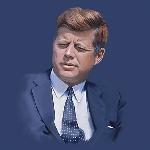 And the number 1 conspiracy of all time.. The assasination of President John F. Kennedy