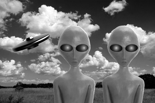 Roswell Alien Landing. One the biggest conspiracies of all time.