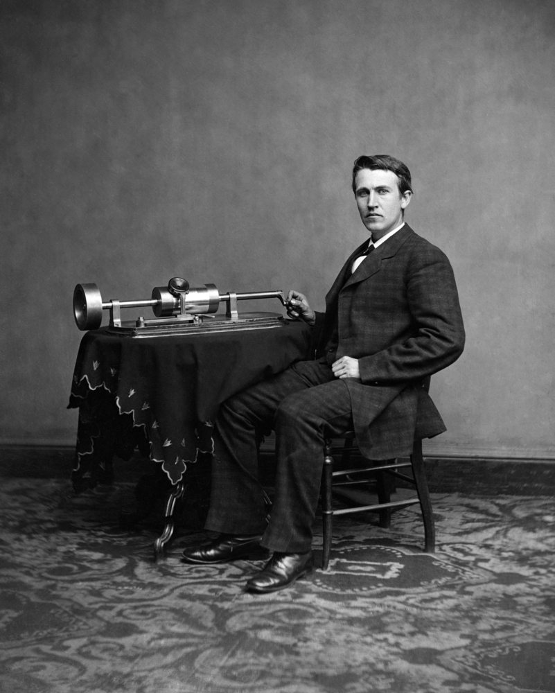 The Company That Invented T: A Young Thomas Edison